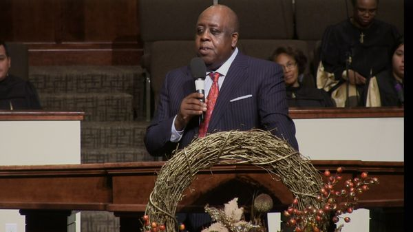 """Pastor Sam Emory 11-23-14 am """" Have You Found What You're Looking For? """" MP4"""