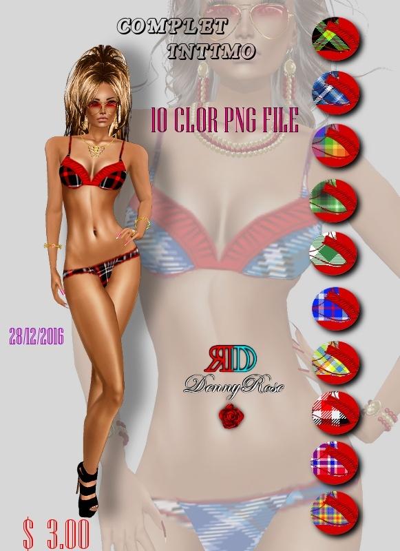 lingerie quadri texture