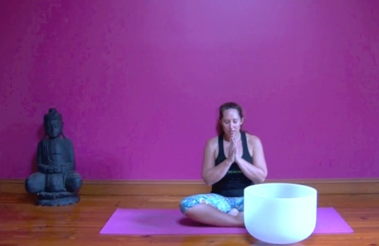 Vinyasa Yoga - Powerfully Elegant -  30 min