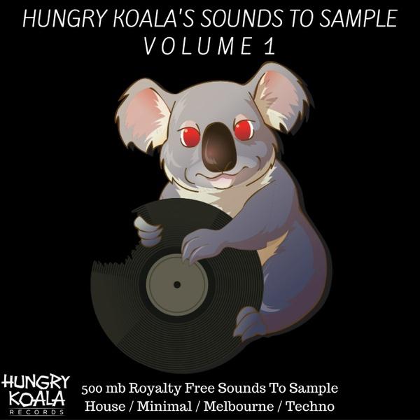Hungry Koala Sounds To Sample Volume 1