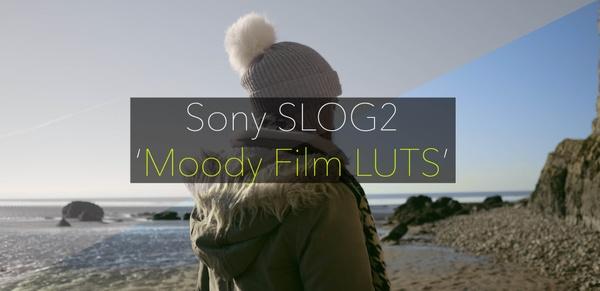 SLOG2 // Moody Film LUTS