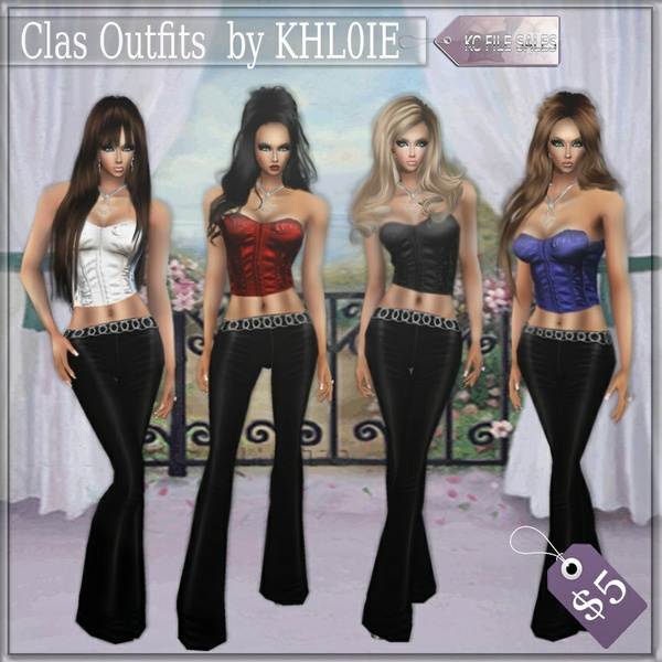 K Clas outfits