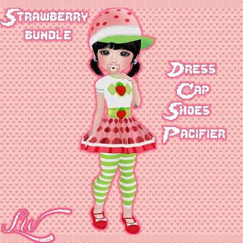 Strawberry BUNDLE