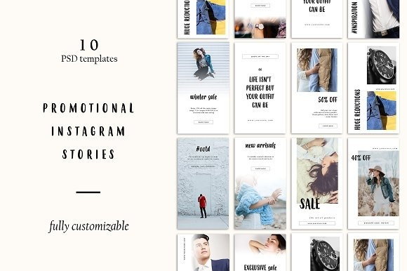 Instagram Stories - Brand Building Books
