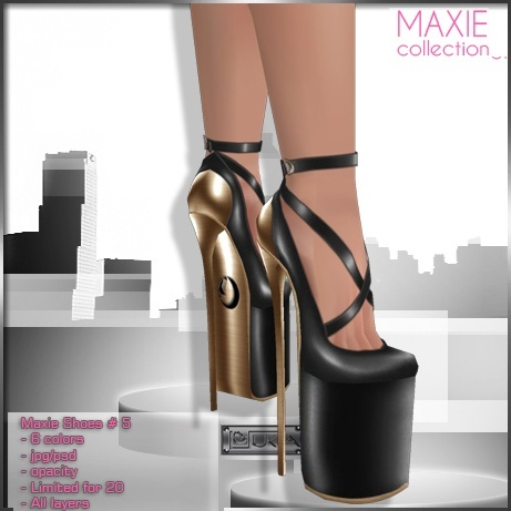 2014 Maxie Shoes # 5