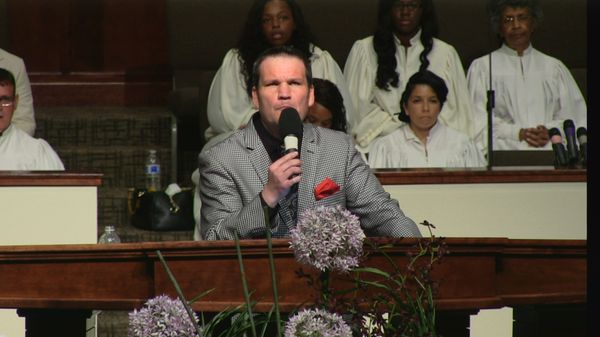 "Rev. Mark Drost 03-29-15am "" It's Over"" MP4"