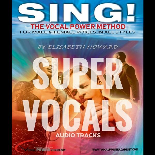 Super Vocals Audio Tracks