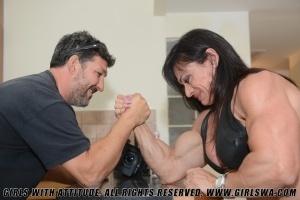 Arm wresting