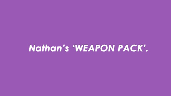 Nathan's Weapon Pack (RE-UPLOAD FOR FREE!)