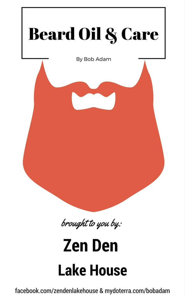 Beard Oil and Care Ebook