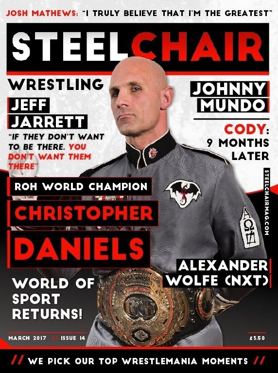 SteelChair Wrestling Magazine #14