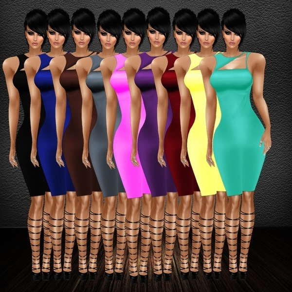 Andora Dresses With Resell Rights