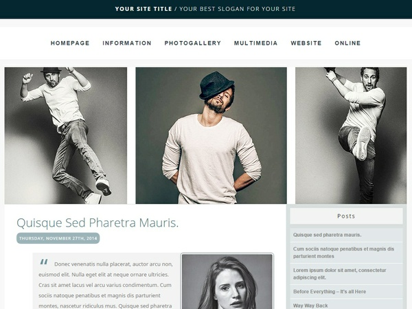 Wordpress Premade 03
