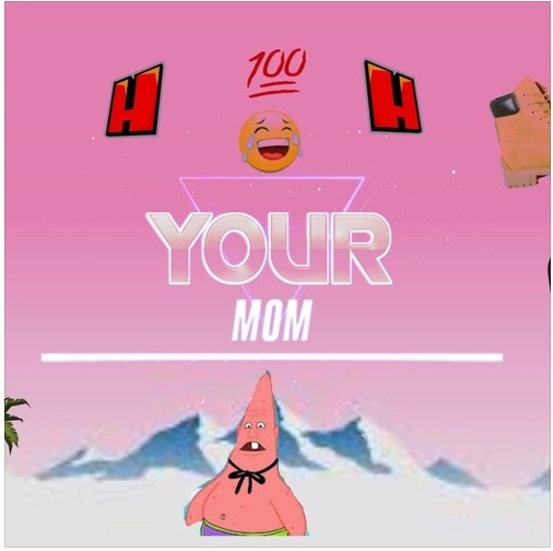 Your Mom Official Drum Kit 2017