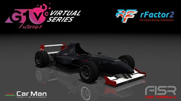 Griiip G1 Virtual Series (rFactor 2)