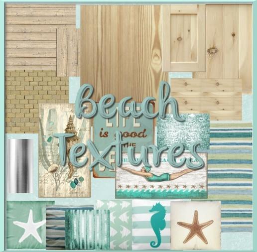 beachin Textures