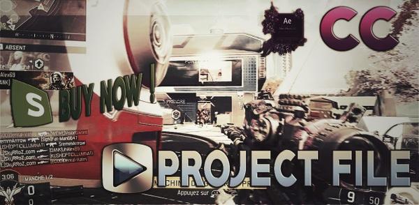 BASTARDOS 3.2 (Project file+ CC + Clips & Cines)