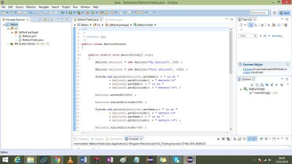 Programming Assignment #2