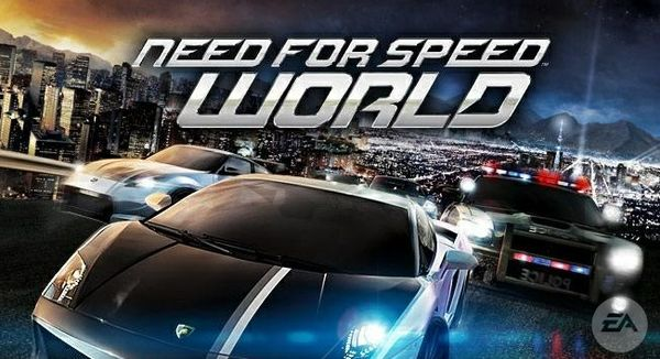 Need for speed World for windows xp/vista/win7/8/9