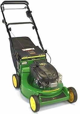 John Deere Walk-Behind Rotary Mowers JA62, JX75 Technical Service Manual (tm2208)