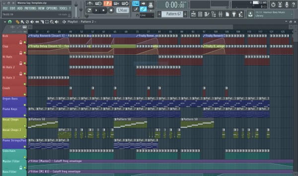 FL Studio - Wanna Say Template
