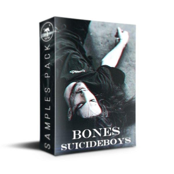 $uicideboy$ x Bones Samples Pack