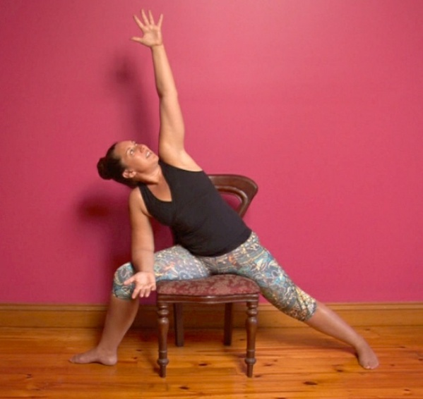 Chair Yoga - With Carrie-Anne Fields