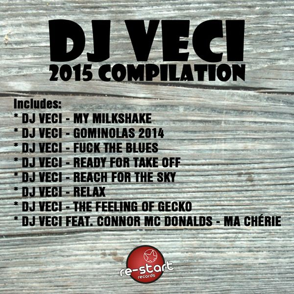 Dj Veci  - Ma Chérie (feat Connor McDonalds)