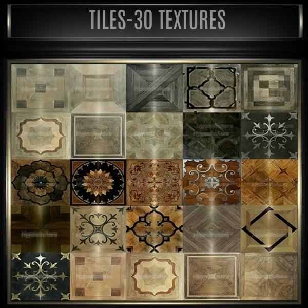 A~TILES-30 TEXTURES