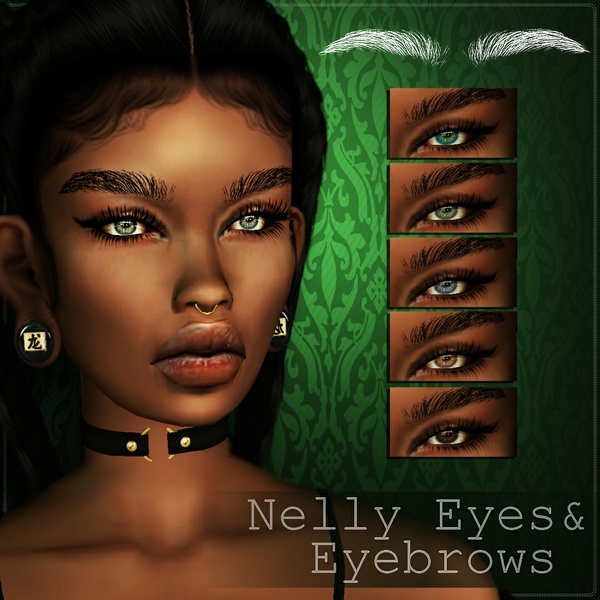 Nelly Eyes & Eyebrows 371