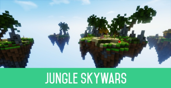 Jungle Skywars