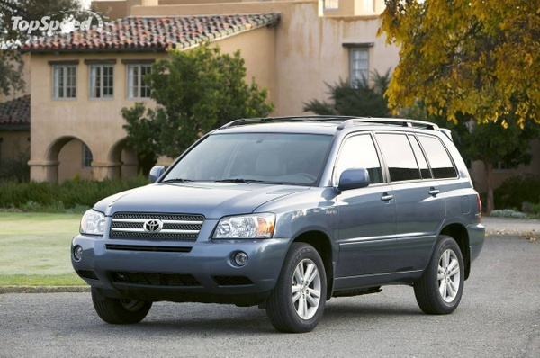 2006 Toyota Highlander Hybrid Electrical Wiring Diagram (Free PDF)