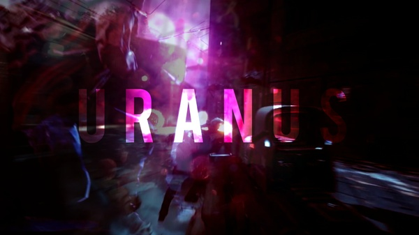Uranus. Project File - CLIPS & CINEMATICS INCLUDED  (Adobe After Effects CC 2015.3, Includes CC)