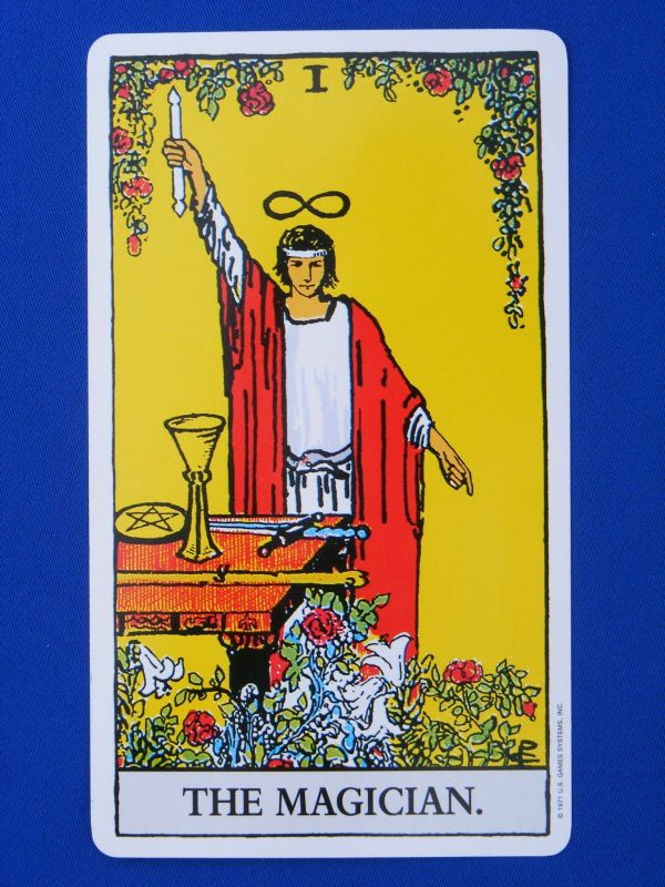 TAROT READING MADE EASY & THE FAST PHOBIA CURE