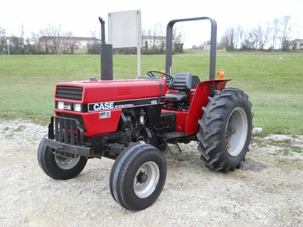 CASE INTERNATIONAL 485,585,685,785,885,HYDRO 85,XL SERIES AGRICULTURAL TRACTORS SERVICE MANUAL