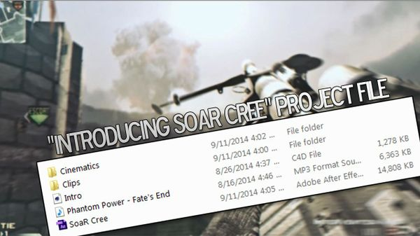 Introducing SoaR Cree Project File