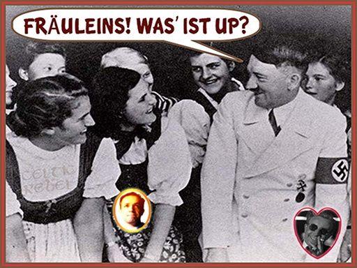 Hitler und Der Alpine Rebel (Aug 2013)