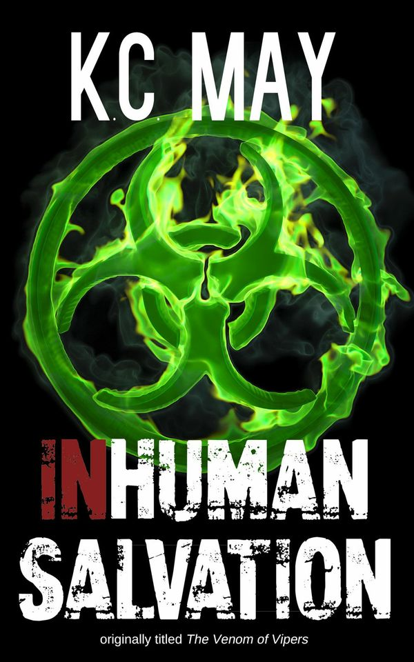 Inhuman Salvation (Kindle)