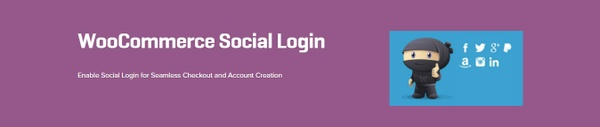 WooCommerce Social Login 2.3.0 Extension