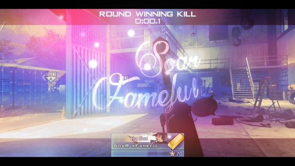 SoaR Fameful (Color Correction)
