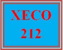 XECO 212 Week 8 International Trade Debate