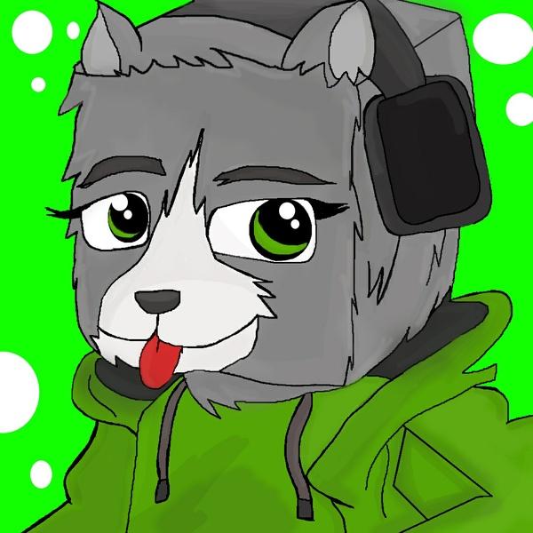 Minecraft Drawn Profile Picture
