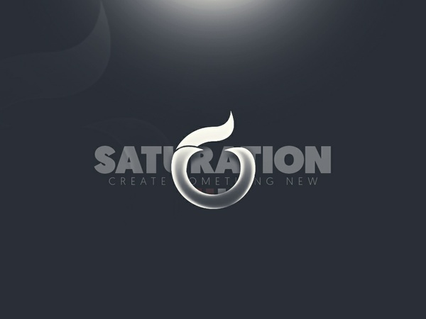 SATURATION  -  Create Something New.