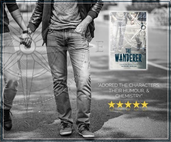 PDF The Wanderer by Dahlia Donovan