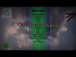 California Kush v4 (PS3 Bypass Modded Back-Up)