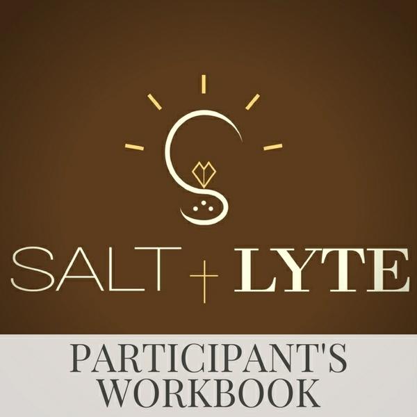 """""""Rewriting Your Story"""" Workbook, Salt + Lyte Original Curriculum"""