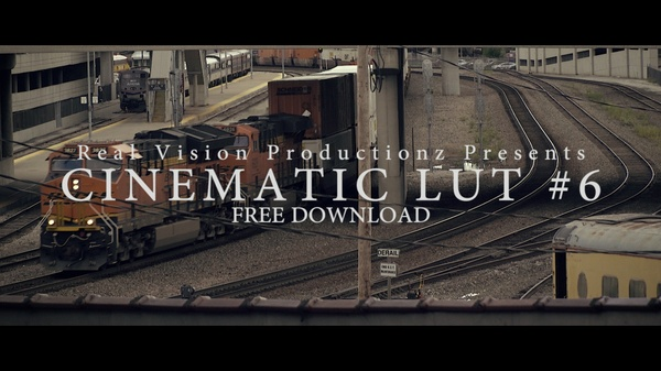 CINEMATIC LUT #6