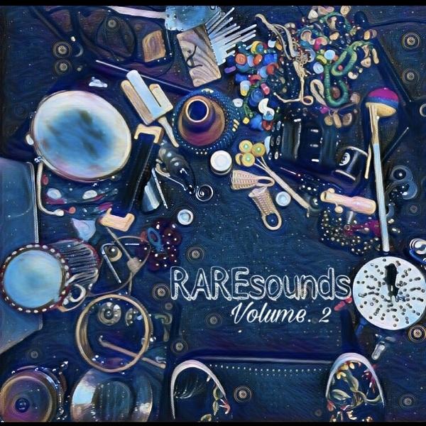 RARE percussion vol. 2