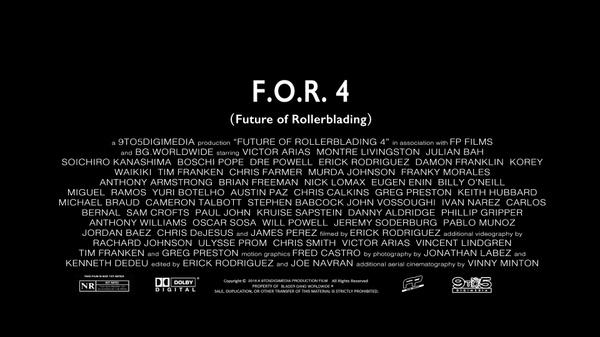 F.O.R. 4