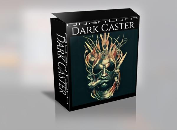 Quantum Dark CasterPaper/Digital Radionics Device